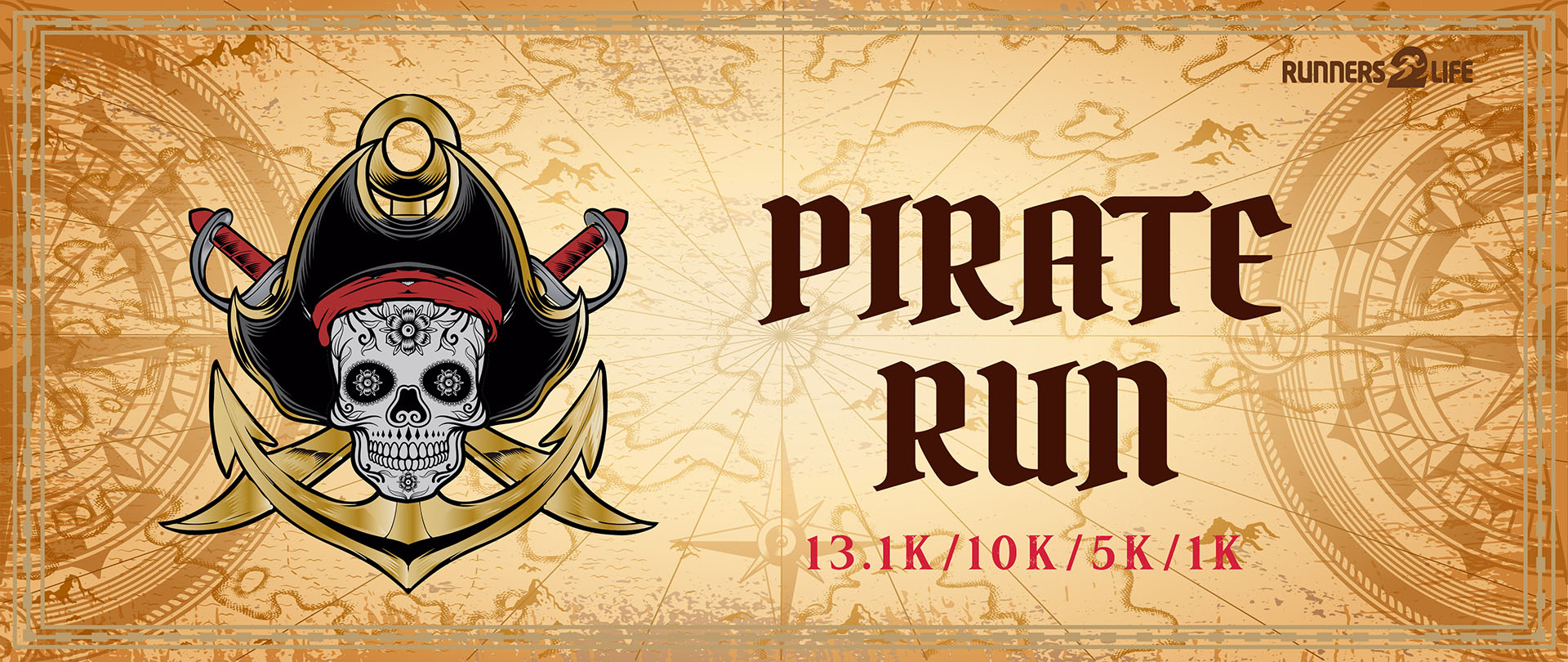 Day of Dead (Pirate Run)